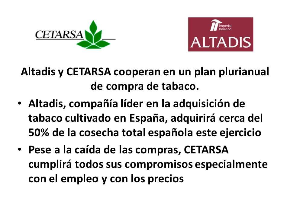 ALTADIS CETARSA